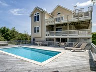 Summer Set | 925 ft from the beach | Private Pool, Hot Tub, Dog Friendly | Corol
