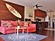 Spacious Renovated Studio in the Center of Waikiki