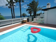 Villa in Fantastic Front Line Location in Costa Teguise LVC196752