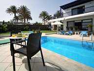 Villa with stunning views, private Pool , Air Con and WiFi LVC304486
