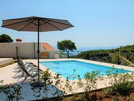 Villa Magnolia Selca – Modern pool villa with sea view, Brac island