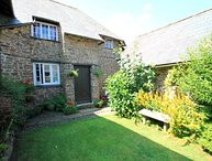 Church Farm, Stoke Pero - Country cottage perched on the edge of the moor, sleep