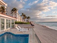 Mexico Ocean House - Pool/Private access to the beach/Maid service included