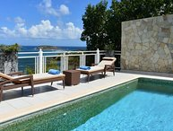 Villa Bellevue | Ocean View - Located in Beautiful Marigot with Private Pool