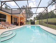 J & D's Very PRIVATE South Facing Pool DISNEY Orlando Vacation home Free BBQ