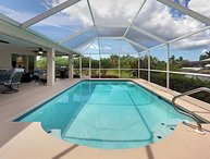 SWFL Rentals - Villa Sophia - Luxury Gulf Access Pool Home Sleeps 6