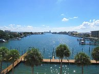 Dockside 402 2 BR / 2 BA Waterfront Last Minute Cancellation July 27 - CB
