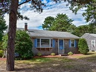 Three bedroom home just a short drive to Nantucket Sound Beaches