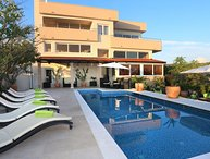 Villa Sun Ciovo – Beautiful pool villa in Okrug Gornji, near Trogir