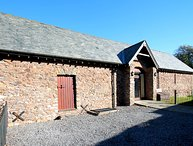 Yenworthy Barn, Countisbury - Large converted barn for up to 10 guests in rural