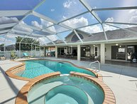 SWFL Rentals - Villa Ciera - Beautiful 3/2 Heated Pool Home Gulf Access Prime Lo