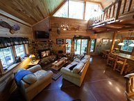 Loon Lodge Cabin *Wisconsin Northwoods*