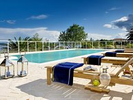 Villa Grande Orebic – Luxurious pool villa near the beach, Peljesac