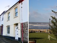 CECILY COTTAGE, sea views, WiFi, pets, Westward Ho!
