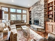 Luxurious, True Ski-In/Ski-Out Highlands Townhouse In Beaver Creek Village