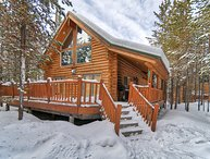 $299 Special! Adventure Lodge | near Henry's Lake | Game Room | Hot Tub