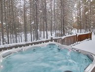 Island Park Getaway | Hot tub | near Yellowstone, Henry's Lake and Snake River