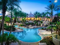 Disney Orlando Area Tropical Water Park Resort Spa, & Golf, 5 m to H20 Waterpark