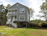 Piney Island Getaway - Water View - Water Access