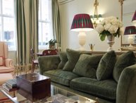 The generously sized three-bedroom Kensington Palace Residence