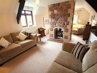 Two Grooms Cottage, Dunster - Spacious property for up to 6 guests in Dunster wi