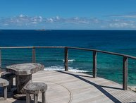 Villa Claridge | Ocean View - Located in Stunning Anse des Cayes with Private P