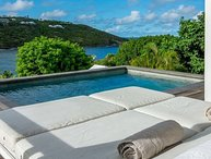 Villa Teora | Ocean View - Located in Magnificent Marigot with Private Pool