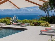 Villa Belle Bague | Ocean View - Located in Exquisite Colombier with Private P
