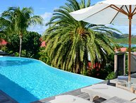 Villa La Desirade | Ocean View - Located in Tropical Saint Jean with Private P