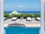 Villa Bijou | Ocean View - Located in Tropical Flamands with Private Pool