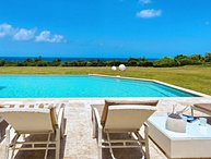 Villa Ambiance | Ocean View - Located in Beautiful Terres Basses with Private P