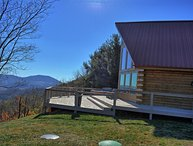 FREE ADMISSIONS TO POPULAR ATTRACTIONS!-Appalachian Sky-3 BR Cabin with Breathta