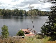 Long Pond Haven - Long pond, Mount Desert