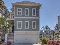 118 Sand Castle Ct- Pristine 4 bedroom, 4.5 bath home located in Folly Field