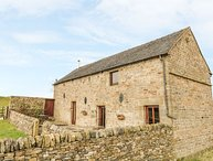 HIGHFIELDS BARN, mostly ground floor, romantic retreat, woodburning stove in