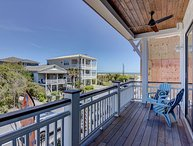 Beach Bubble Bungalow - Gorgeous 3 bed, 3 bath, ocean view condo w/ elevator