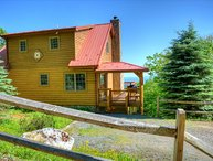 Above the Clouds-3 BR Majestic Long Range Views, Wi-Fi, Wood burning FP, Easy pa