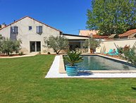 LS2-338 GAUGALINO - Beautiful rental with private pool in Les Vignères, 10 sleep