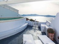 BlueVillas | Villa Above Blue | Private pool with jacuzzi, sauna & amazing view