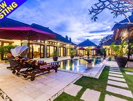 5 Bedroom Villa1 in 10 Mins to Seminyak Beach;