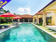 4 Bedroom Villa5 in 10 Mins to Seminyak Beach;