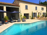LS1-316 : PALOUNIE - Beautiful rental in Provence with private pool