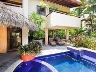 Casa San Francisco - Truly Romantic w/ pool, steps from the beach in San Pancho!