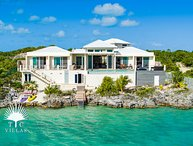 Caicos Cays Villa, a 5BR Luxury Vacation Rental with Amazing Amenities!