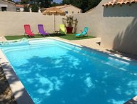 LS6-341 AUSSADO - Beautiful rental near Avignon with private pool, 8 sleeps