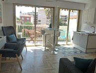 Cannes Maubourg Studio with a Balcony