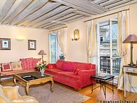 Rue des Archives Exceptional Two Bedroom - ID# 267