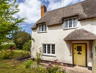 Blueberry Cottage, Old Cleeve - Thatched and cosy cottage with two bedrooms for