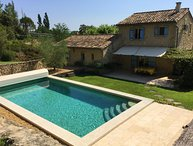 LS2-350 ROUMANTICO Beautiful house in Cheval-Blanc with private pool