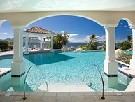 LA SALAMANDRE ... 6 BR Luxury villa, private beach